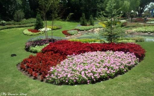 The Canada Pavilion Gardens