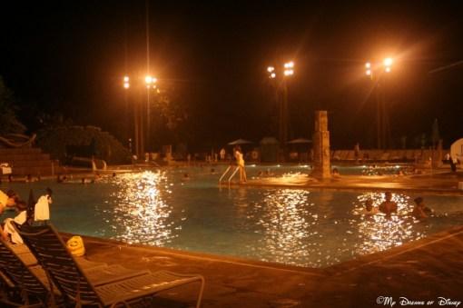 The pool at Coronado Springs!