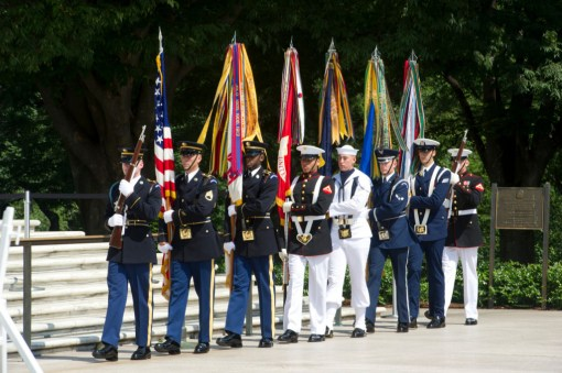 Image courtesy and ©Arlington National Cemetary