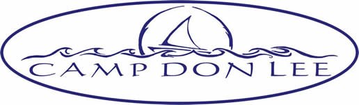 Camp Don Lee Official logo