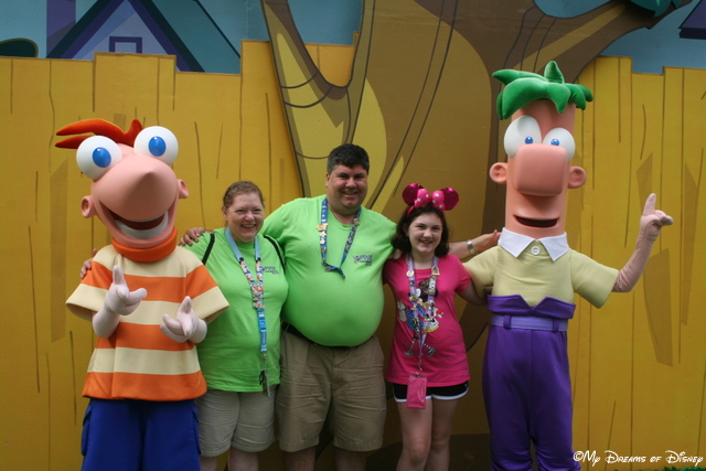 Phineas & Ferb!