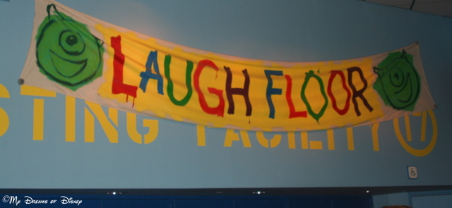 Laugh Floor