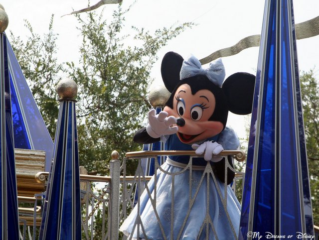 Minnie Mouse -- the Queen of Mickey's Heart!