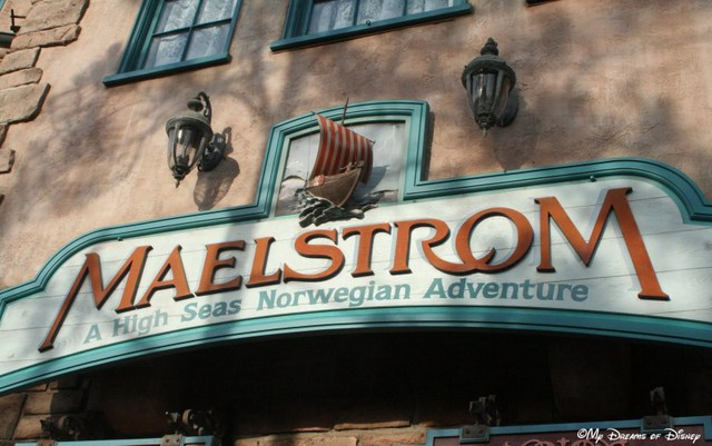 Today's #DisneyTrivia is about Maelstrom -- good luck with our trivia question!