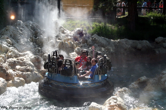 Grizzly River Run -- another great way to enjoy the summer!