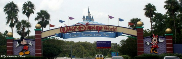 Walt Disney World welcomes you -- and I welcome you to share in our Favorite Disney Memories!