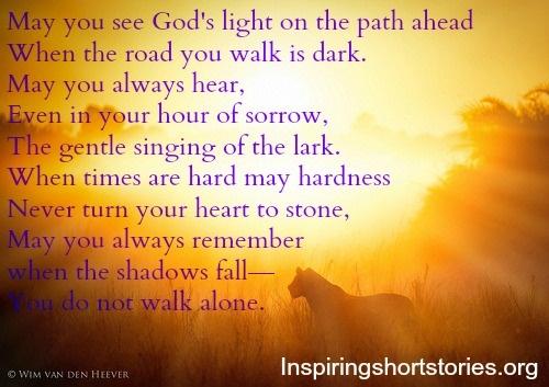 Prayers for Sorrow