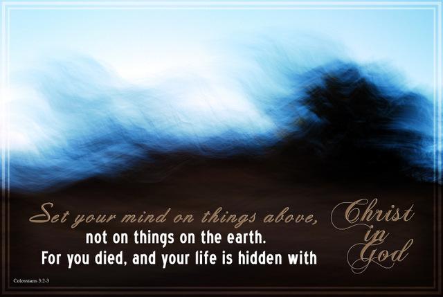 Colossians 3