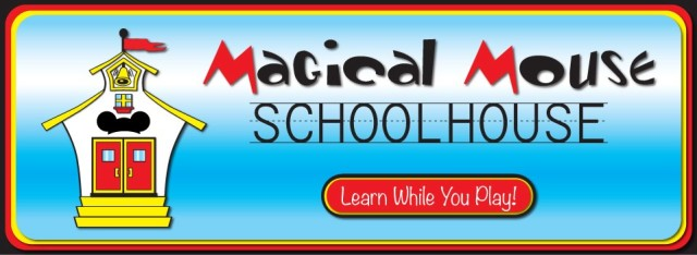 Magical Mouse Schoolhouse header