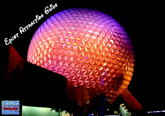 Epcot-Attraction-Guide