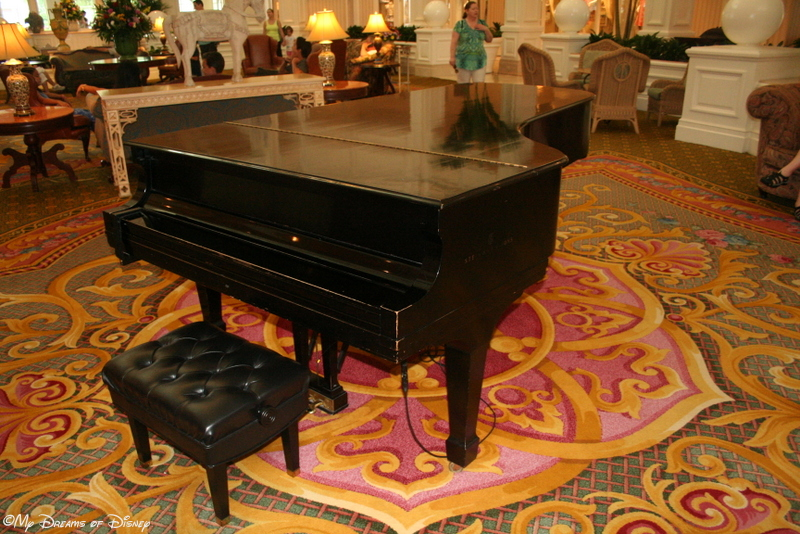 Grand Floridian Grand Piano