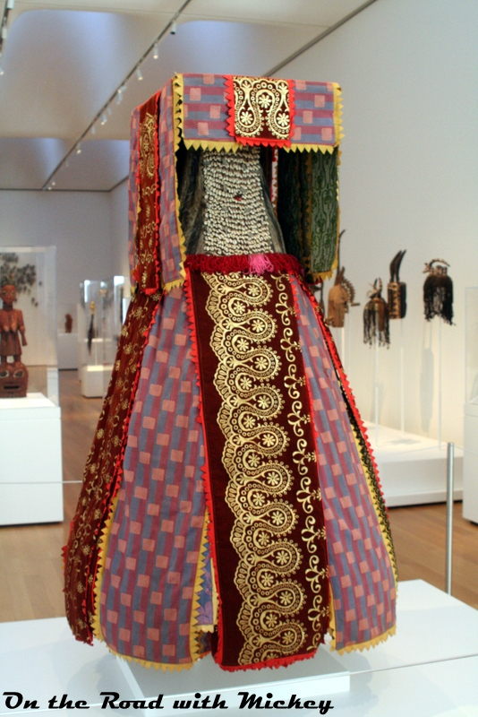 Egungun Costume, Artist Unknown, 20th Century.