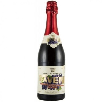 Pure Heaven Sparkling Wine-Red Grape (750ml x 6) - My Drinks
