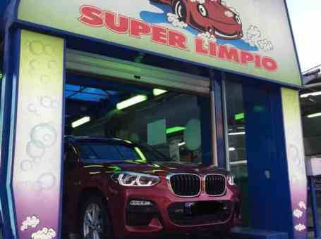 Car Wash Super Limpio