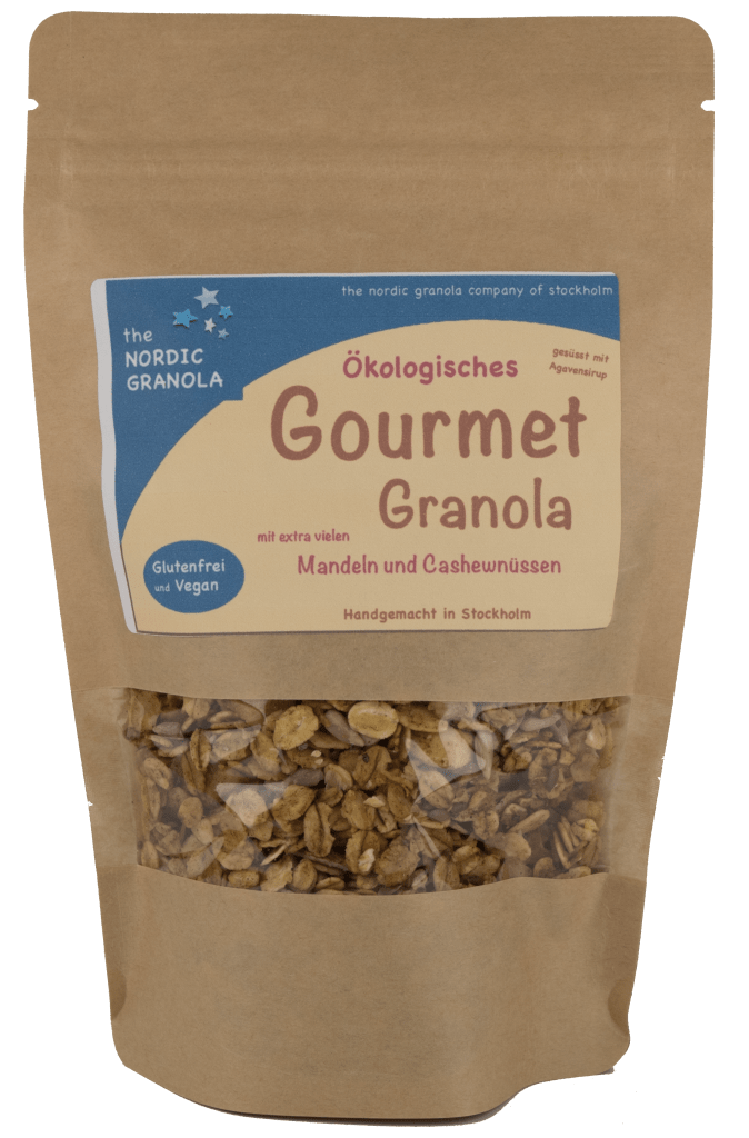 The Nordic Granola Company