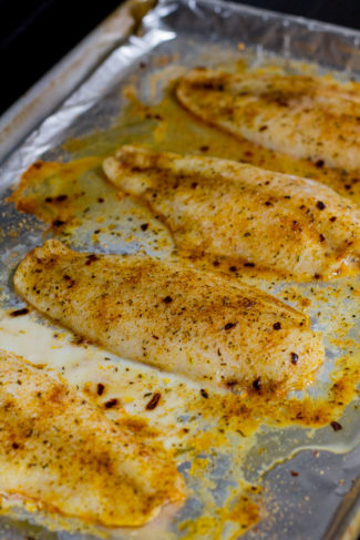 Quick and Easy Swai Fish