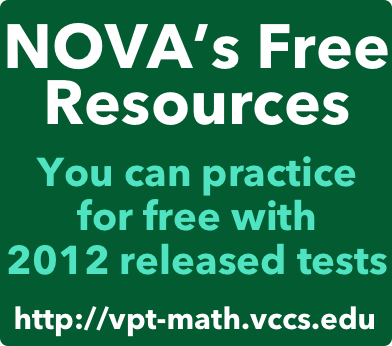 Link to NOVA's free resources