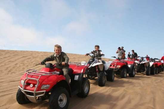 Private excursion: Quad Biking in Sharm el Sheikh desert
