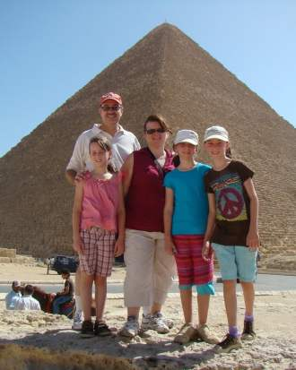 5 days Cairo & Luxor family travel package