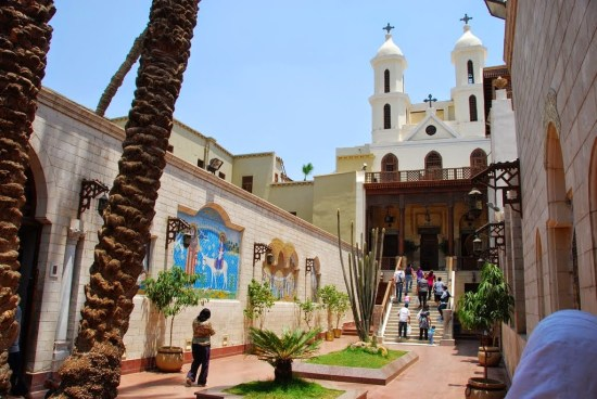 Private Excursion: Islamic and Coptic (Christian) Cairo From Alexandria 1
