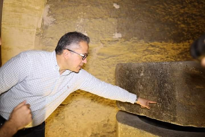 Tomb Full of Sacred Cats and Beetles Found in Sakkara 15