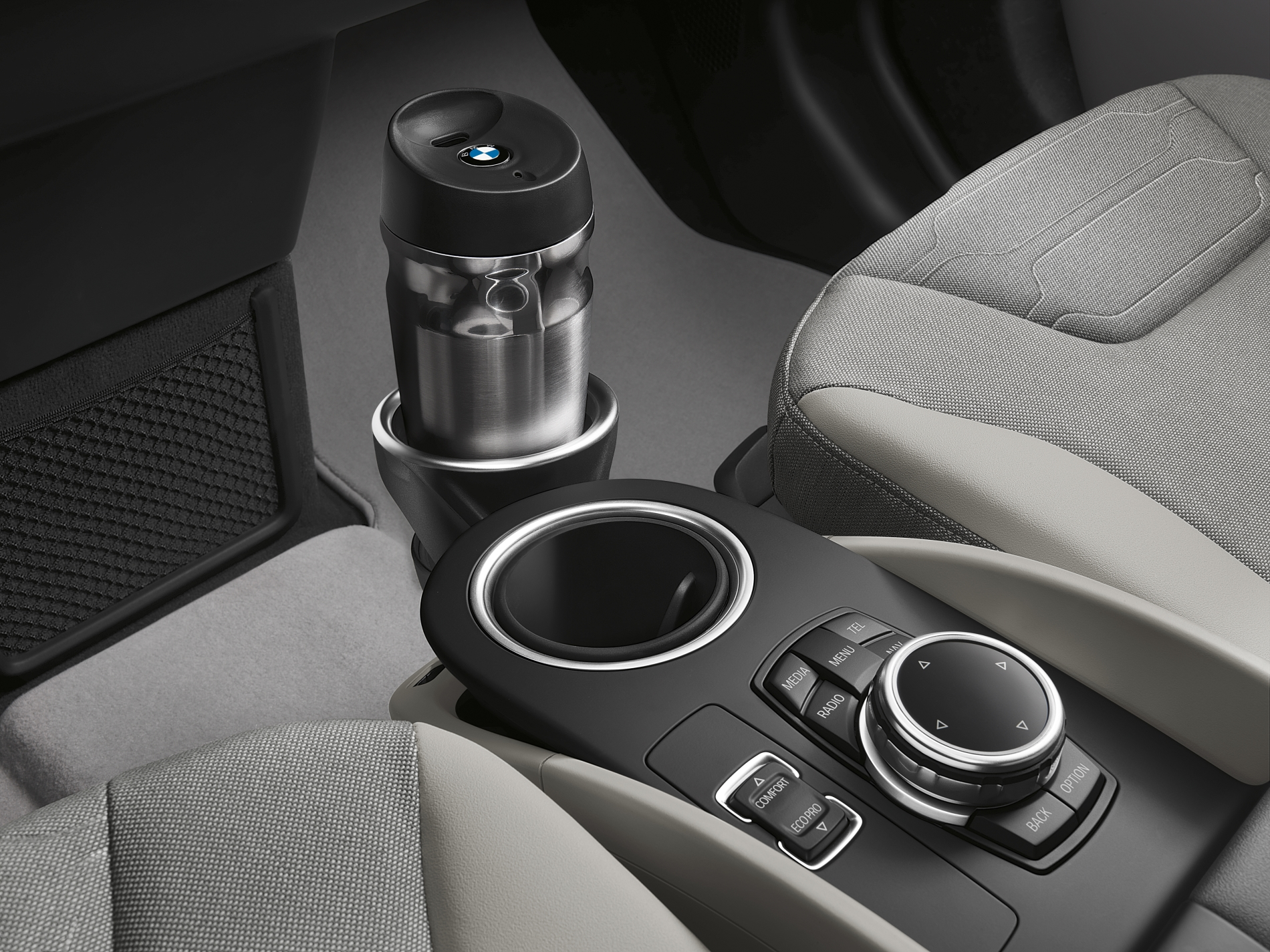 Bmw I3 Console Cup Holder My Electric Car Forums