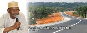 Interview: FERMA's major challenge is availability of resources'- Engr Nurudeen Rafindadi