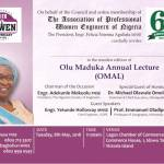 APWEN to honour Nigeria's First Registered Female Engineer, Olu Maduka at Annual Lecture