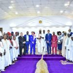 Ooni signs MoU with Arab billionaire to establish commercial venture for youths in Nigeria