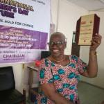Idiat Amusu, First Female Graduate of Agricultural Engineering in Nigeria: Celebrating an engineer per excellence