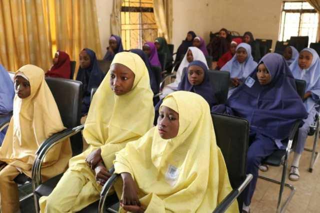 APWEN/NNPC Invent it- Build it: 21 Girls receive Engr. Maikanti Baru Scholarship Awards