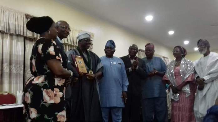 You are source of inspiration to engineers  working in public service, NSE President tells Ogun HoS