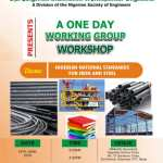 NIMechE  to develop codes and standards for Iron and Steel: invites to stakeholders workshop