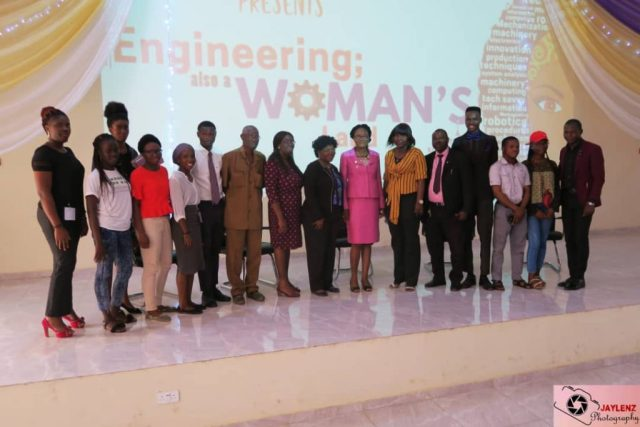 Engineering is also a Woman's Job: Female engineers urged to raise the bar