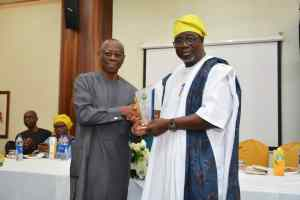 'To industrialise Nigeria, Use your skills to solve the problems of the economy and marketplace, Engineers urged!