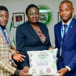 Civil Engineering Summit: NICESA South West Visits Ogun Deputy Governor Noimot Oyedele-Salako