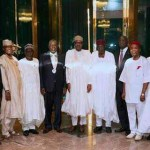 LET'S TEAM UP TO REVERSE INFRASTRUCTURE DEFICIT, PRESIDENT BUHARI URGES NIGERIAN ENGINEERS