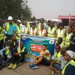 """LAGOS SAFETY COLLABORATES WITH CIVIL ENGINEERS FOR """"STABILITY WALK"""""""