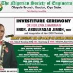 Oluyole to inaugurate Abdulrasaq Jimoh as 2nd Chairman