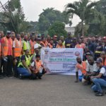 NICE, LASBCA, others organised awareness campaign on safety against building collapses