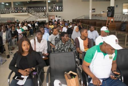 Oluyole Branch charged Graduates to be ready to become employers and not job seekers