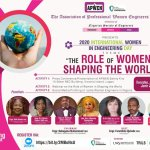 International Women in Engineering Day: APWEN sets to mark Event to celebrate Women Engineers