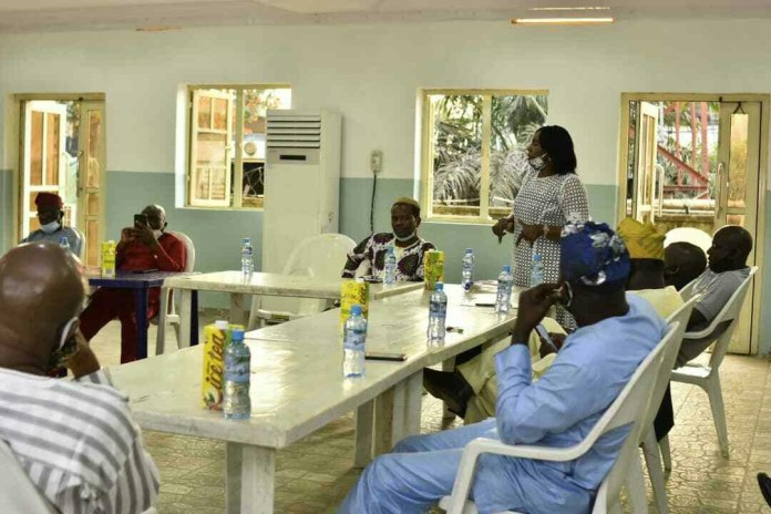 CONCEPTION TO ACTUALIZATION - END OF TENURE SPEECH BY ENGR. DR. MRS FUNMILADE AKINGBAGBOHUN.