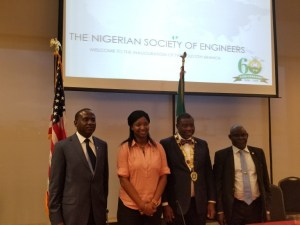 Speech by the President of the Nigerian Society of Engineers, Engr. Adekunle Mokuolu at the Inauguration of NSE Houston Branch