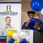 Agunbiade proposes 5 success principles for 2020 graduate at the HPCU commencement address