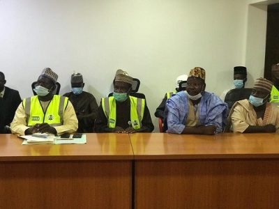 BAUCHI GOVERNOR INAUGURATES TWO COREN COMMITTEES IN BAUCHI, ALLOCATES LAND FOR BAUCH COREN OFFICE