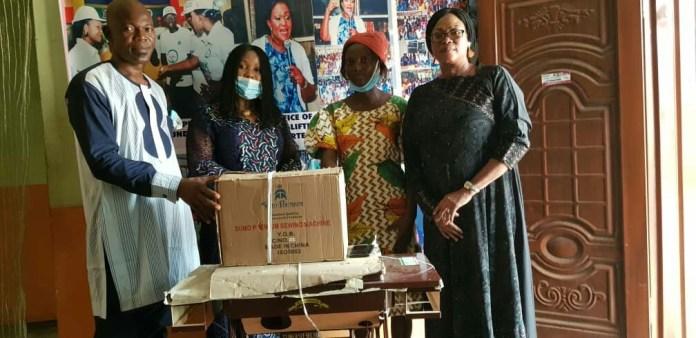 Lions Club International Nigeria Honours Atinuke Owolabi as Humanitarian Ambassador