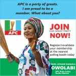 To achieve the Change we desire, Join a Political Party; Professionals Urged