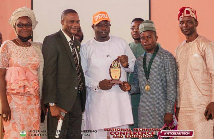 ICYMI: Nigerian Universities Engineering Students' Association (NUESA) Annual National Technical Conference and Exhibition