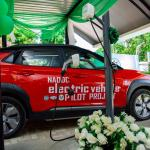 NADDC Commissions Solar Powered Electric Vehicle Charging Station in UNILAG
